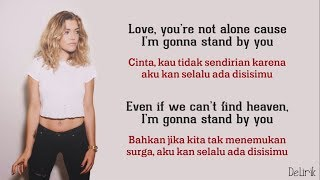 Stand By You Rachel Platten Lyrics video dan terjemahan