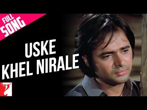 Uske Khel Nirale - Full Song | Noorie | Farooq Shaikh | Poonam Dhillon