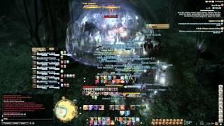 Odin Fate 1st Spawn on Gilgamesh Server (FF14ARR)