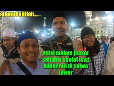 MAKAN MALAM DI FOOD COURT SAFWA TOWER MAKKAH