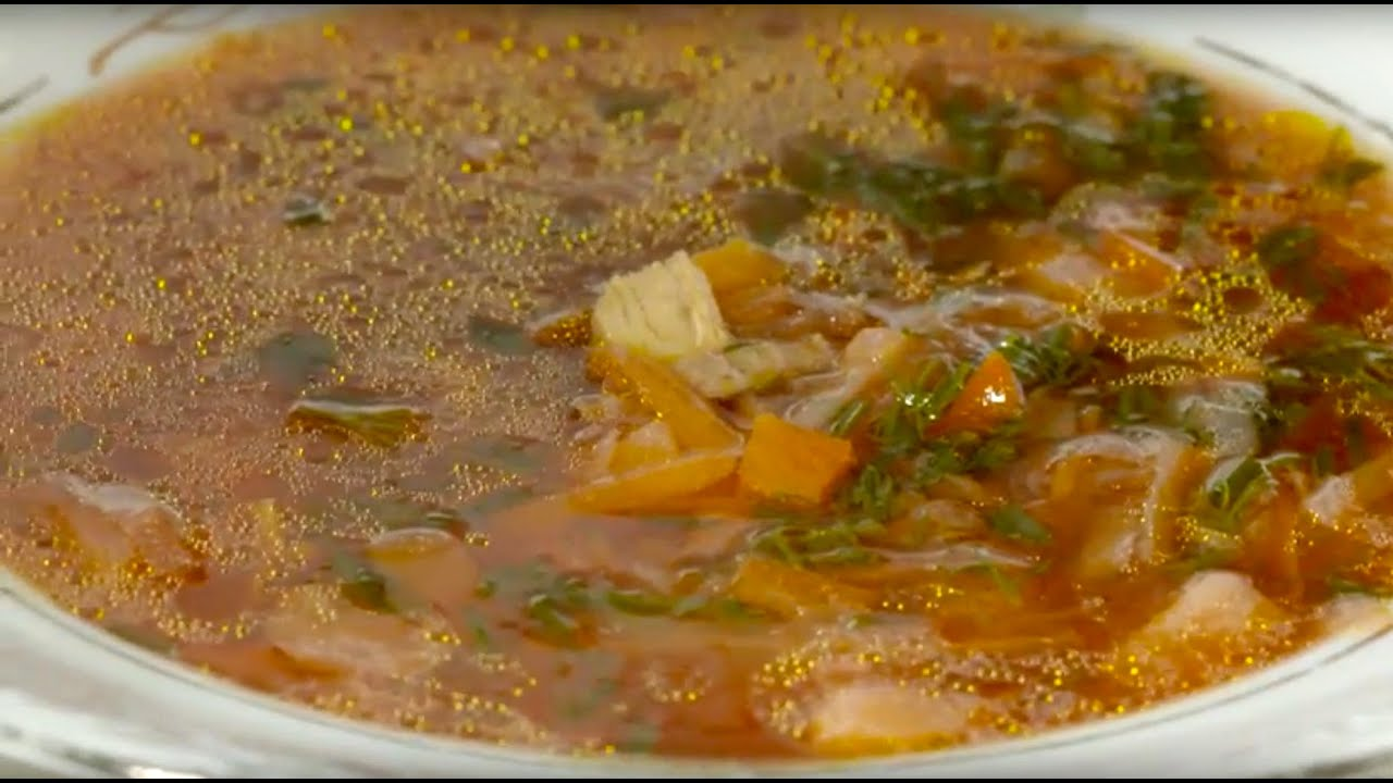 Suppen rezepte russische