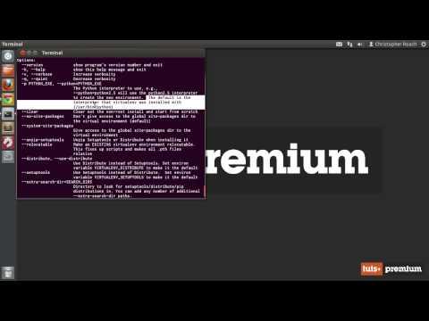 Python Power Tools: virtualenv