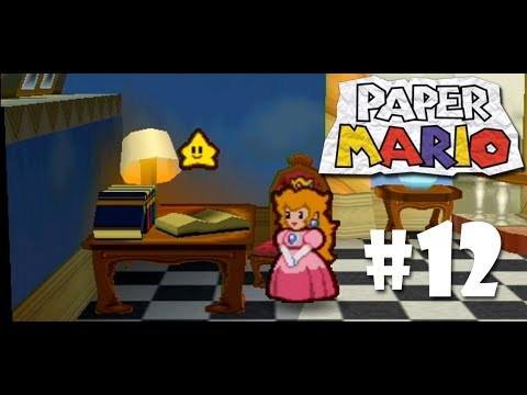 Paper Mario: Part 12 - Bowser's Diary -- We-Be Gamers