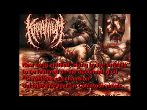 Kraanium - Hung by your entrails