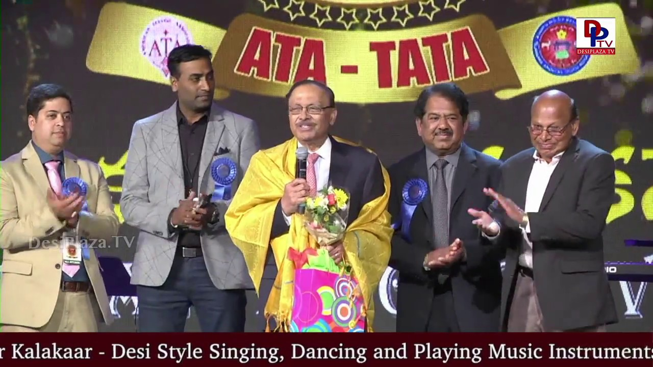 ATA,TATA and NATA conducts the next convention together - American Telugu Convention | DesiplazaTV