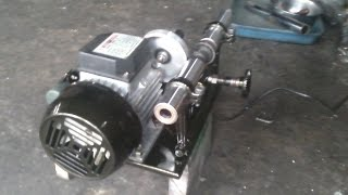 mesin bubut noken as motor
