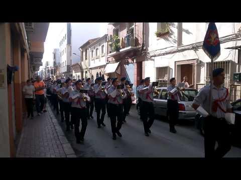 soldadito español oje cieza dia del pilar 2014