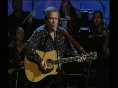 Don McLean - 'You Got Me Singing The Blues'.