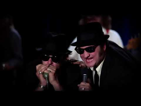 """Blues Brothers - """"Everybody Needs Somebody To Love"""" (""""The Blues Brothers"""" movie video clip)"""