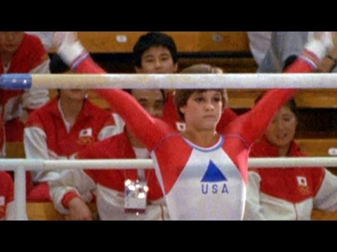 Mary Lou Retton Comes Back From Injury To Win Gold - Los Angeles 1984 Olymp