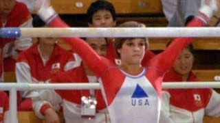 Mary Lou Retton Comes Back From Injury To Win Gold - Los Angeles 1984 Olympics