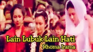 "Lain Lubuk Lain Hati - Rhoma Irama - Original Video Clip Film ""Cinta Segi Tiga""  Th 1979"