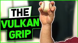 🖖⚾️ How to throw a Vulcan Change Up  [NASTY!!]