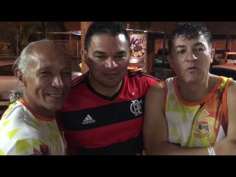 "Hermeto participa do carnaval do Núcleo Bandeirante no bloco ""Sapeka-aí"""