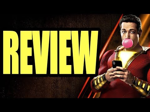 Shazam! Review - Hack The Movies