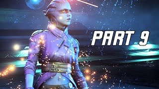Mass Effect Andromeda Walkthrough Part 9 - OUTPOST (PC Ultra Let