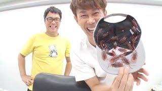 【SUSHI★BOYSのいたずら】悪夢再び…ゴキブリ帽子 #41 thumbnail