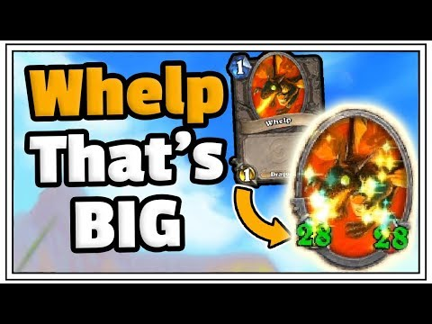 Whelp That's BIG - Combo Priest Deck Guide - Hearthstone
