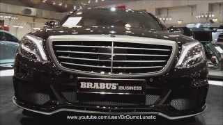 Brabus 850 6.0 Biturbo iBusiness 2014 Videos