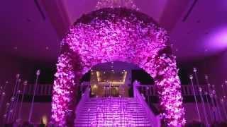 Оформление свадьбы цветами бумажными(, 2014-04-22T17:52:37.000Z)