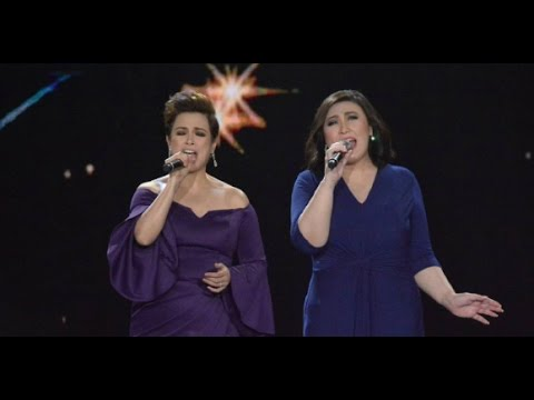 Lea Salonga and Sharon Cuneta - Wind Beneath My Wings at #ABSCBNChristmasSpecial