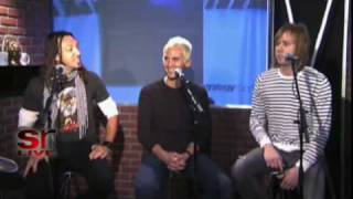 Download Lifehouse - Interview on Variety Hour, Strategy Room 2 March 2010 Part 1/4 MP3 song and Music Video