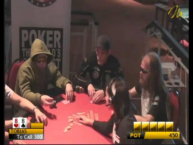 Poker-Tours.dk - TV bord på Montesino i Wien 24