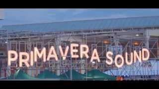 PRIMAVERA SOUND 2015 BARCELONA