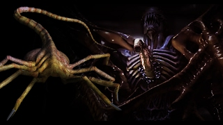 Mortal Kombat-XL Alien's Secret Brutalities - CHESTBURSTER