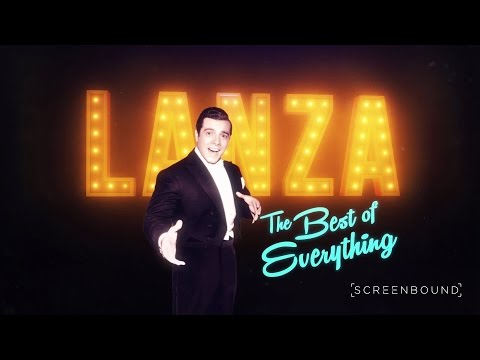 Mario Lanza    The Best of Everything Trailer
