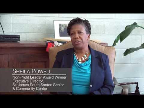 2014 Non-Profit Leader-Sheila Powell