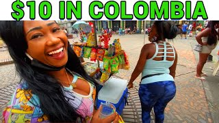 What Will $10 Get Me in CALI, COLOMBIA? (Colombian Food, Drinks, And Chicas )