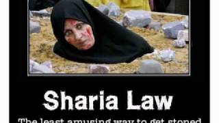 sharia law stoned