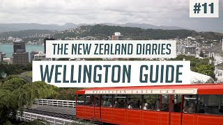 Wellington Travel Guide | New Zealand Diaries #11