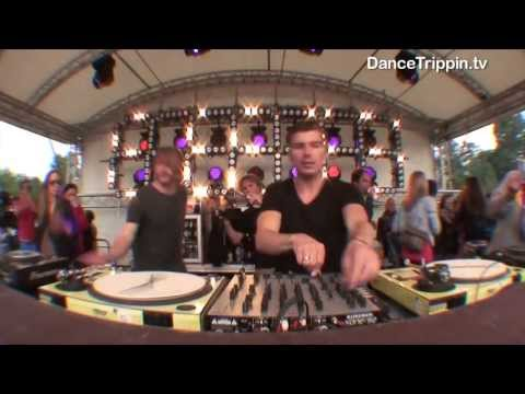 Mathias Kaden & Daniel Stefanik | Love Family Park (Germany) DJ Set | DanceTrippin