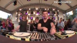 Mathias Kaden & Daniel Stefanik [DanceTrippin] Love Family Park (Germany) DJ Set