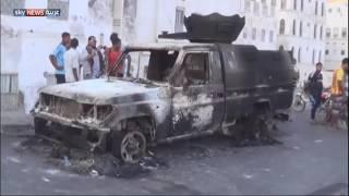 قوات الشرعية تحرر منطقة ميناء بلحاف في شبوة من تنظيم القاعدة