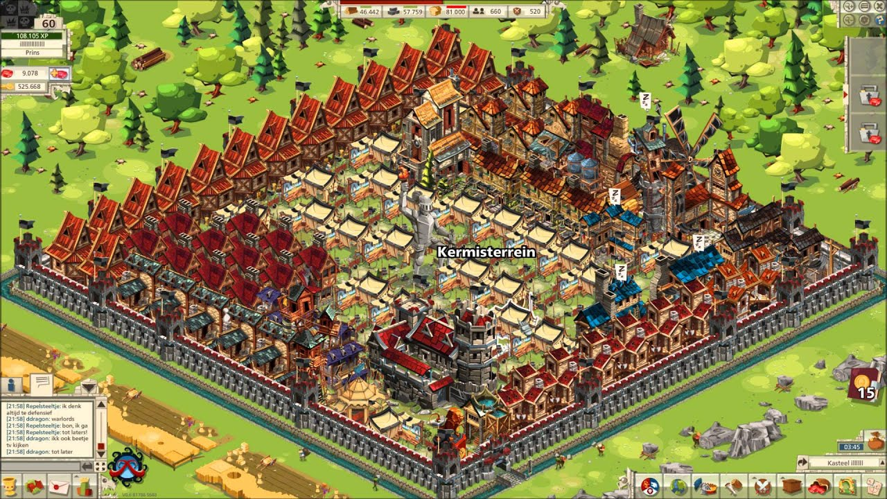 good game empire four kingdoms