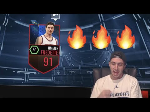 INSANE HOT PULL STREAK!! Road to a Pack Legend - NBA Live Mobile