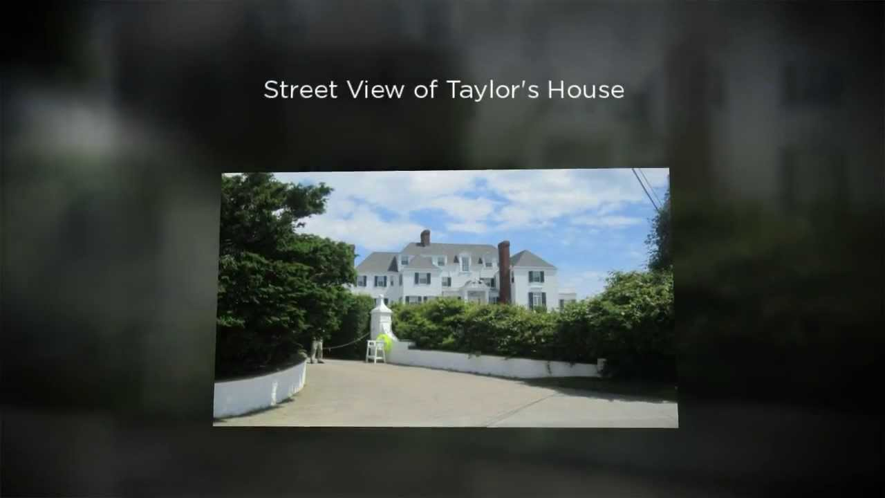 Taylor Swift House Watch Hill Rhode Island Youtube