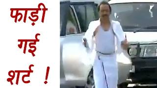 Tamil Nadu Assembly : MK Stalin shows torn shirt, Watch |वनइंडिया हिंदी