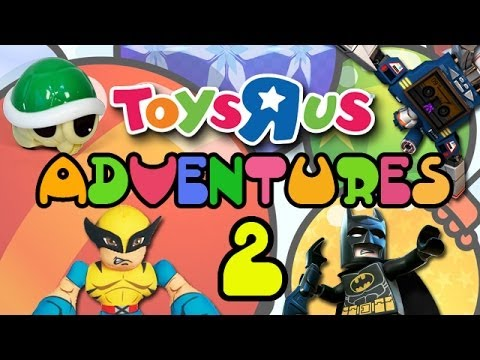 Toys R Us Adventures 2 Captain Jack Sparrow Youtube