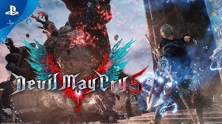 Devil May Cry 5 - Gamescom 2018 Trailer | PS4