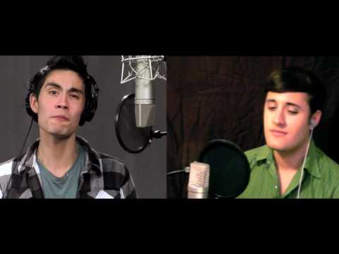 "Glee ""For Good"" Wicked (cover) Sam Tsui & Nick Pitera duet"