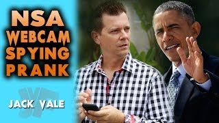 Nsa Webcam Spying Prank