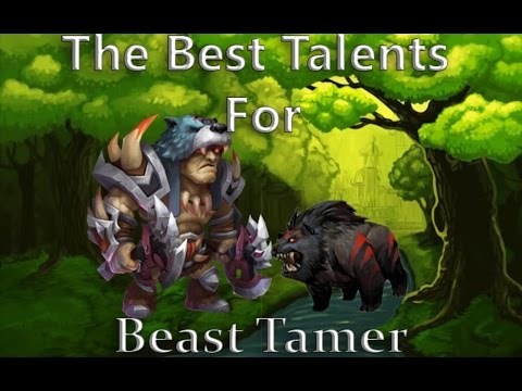 The Best Talents For Beast Tammer