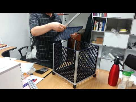 How to make modular cubes and shelf for storage as real DIY, as strong as PSY can dance on it