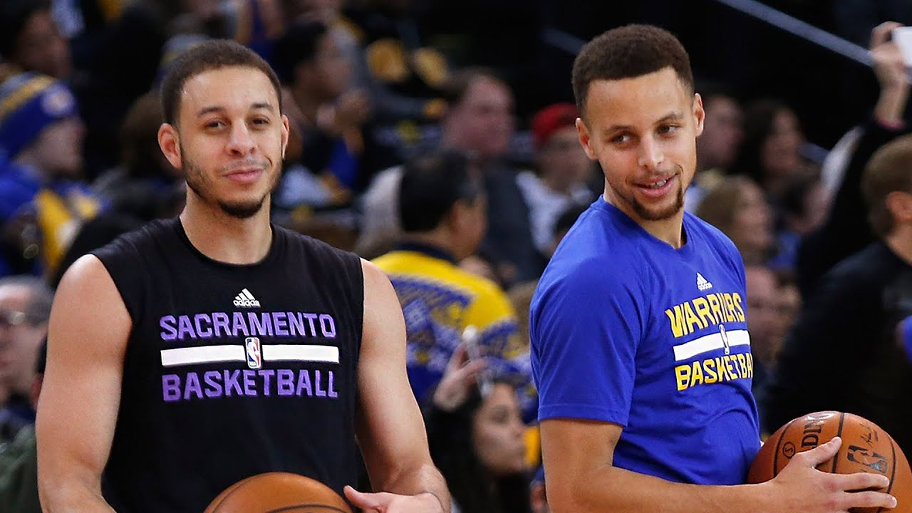 Seth Curry Is Slowly Turning Into Stephen