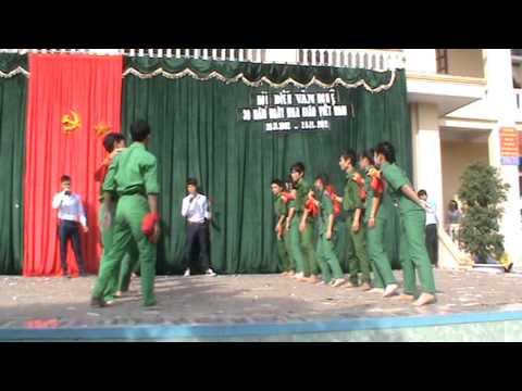 Văn nghệ 12A1-K6 Nam Yên Thành