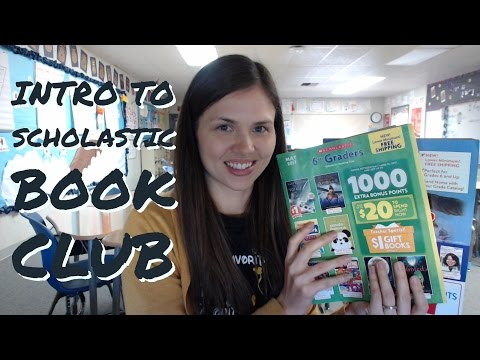Book Orders! The Basics of Scholastic Book Club